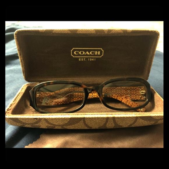 0640eee06df3 ... norway authentic lindsay coach tortoise sunglasses 4d3d8 d3a20